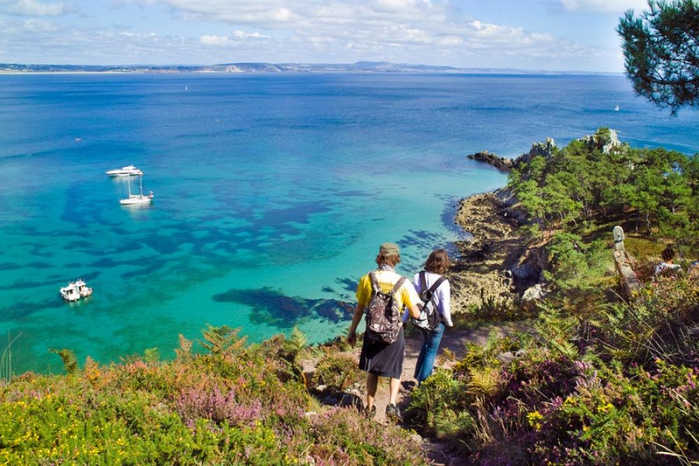 Camping Finistère - Camping Ker Vella Plomodiern